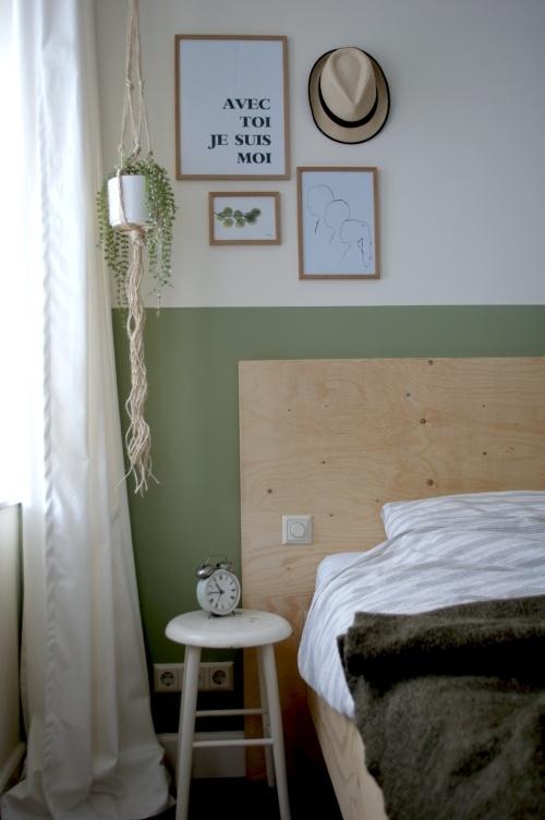 kunstplant, hangplant, nepplant, slaapkamer